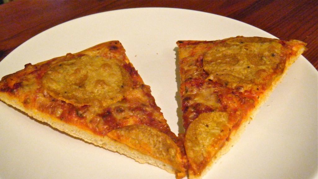 """Salami""-Pizza"