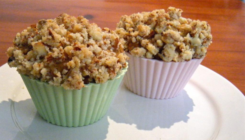 Mandel-Streusel-Muffins