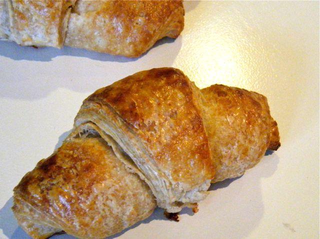 Dinkel-Croissants deluxe