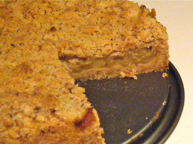 Schneller Apfel-Streusel-Kuchen