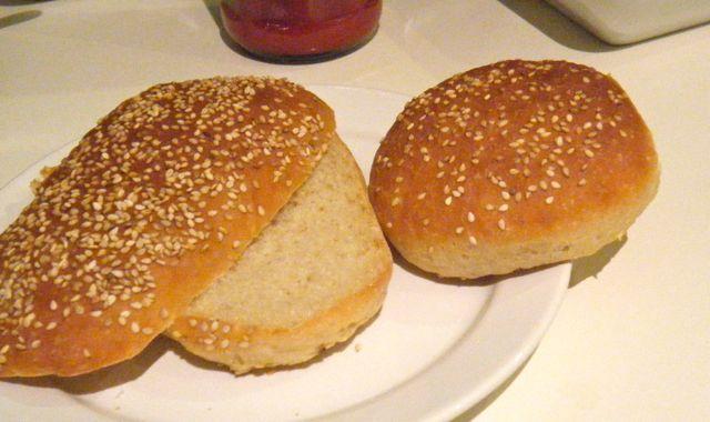 Burger-Buns (Hamburger- oder HotDog-Brötchen)