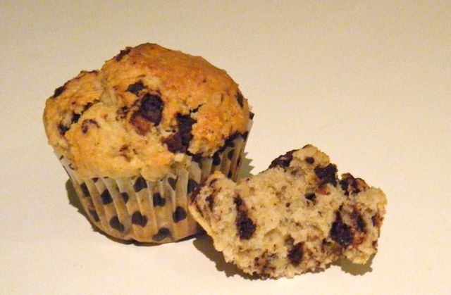 Schoko-Tupfen-Muffins