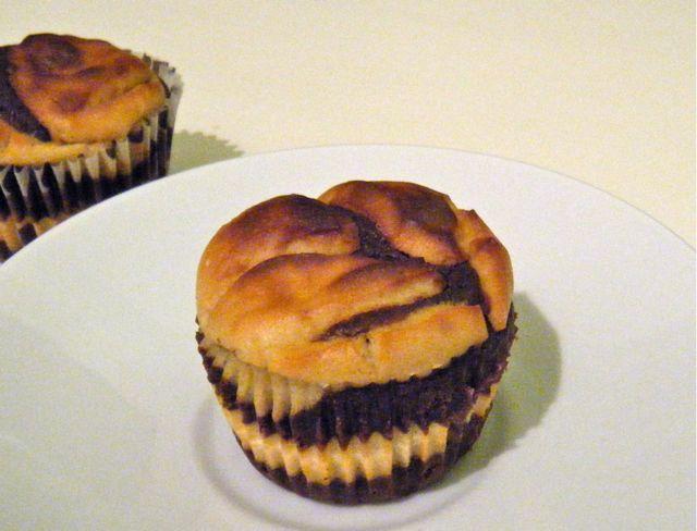 Zebra-Muffins