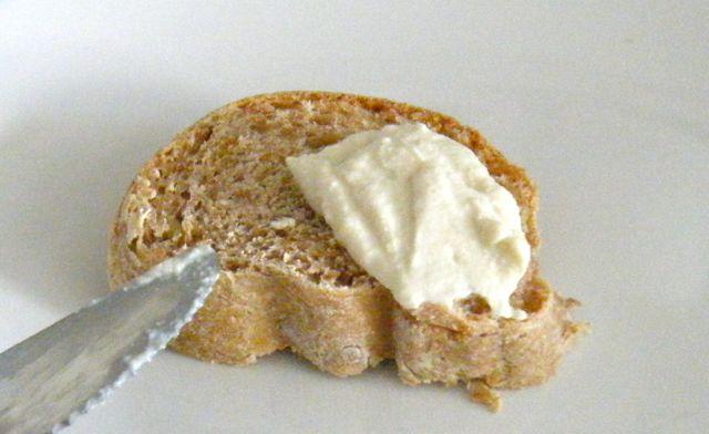 """Macadamia-Streich-""""Käse"""""""