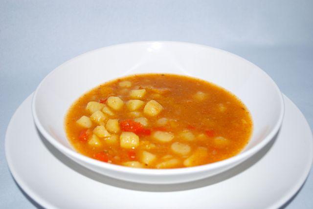 Kartoffel-Gulasch-Suppe
