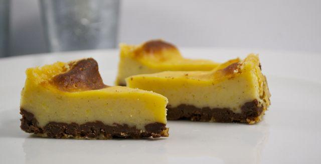 Veganer Oreo-Cheesecake